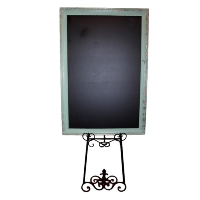 Green Weathered Chalkboards