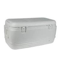 Medium White Cooler
