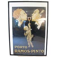 Art Deco Poster PORTO