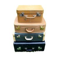Honeymoon Set Suitcases