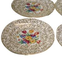Sylvia Dessert Plates