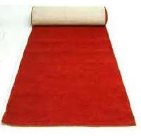 25' x 4'  Red Carpet Runner