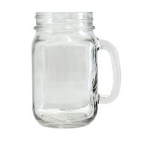 Cute MINI Mason Jar Mugs with Handles