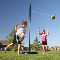 Portable Tetherball
