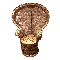 Rattan Peacock Chair #1