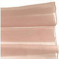 Dusty Rose Sheer Table Runners