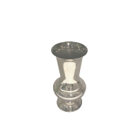 Posey Silver Vase
