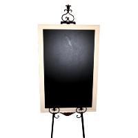 Medium Cream Chalkboard