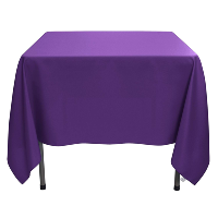 Royal Purple Square Overlays 70
