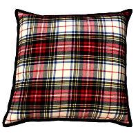 Red Tartan Pillows