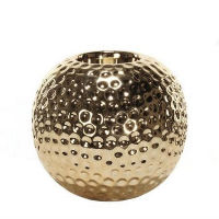 Brilliant Gold Tealight Balls -Large