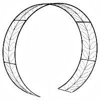 Semi-Circle Metal Arch