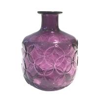 Rich Purple Vases