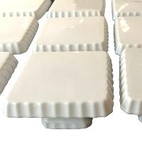 Mini White Stands
