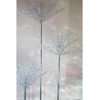 Sparkly Crystal Trees