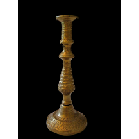 Brass Candlesticks #319