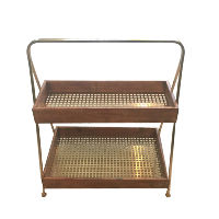 2 Tier Card Holder Stand