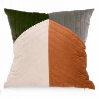 Green Grey Cream Tan Pillows