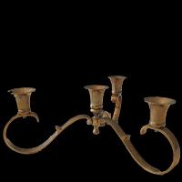 Brass Candelabra #620