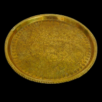 Small Brass Tray #721