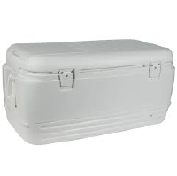 Large White Coolers