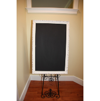 Large Weathered Cream Chalkboards