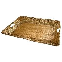Extra Large Wicker Tray