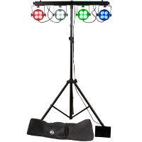 DJ Wash Lighting/Stand