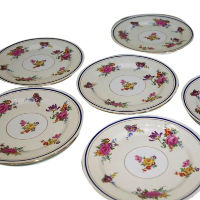 Charity Dessert Plates