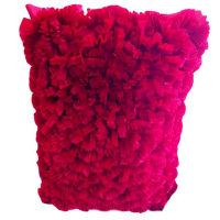 Redish/Pink Oblong Pillows