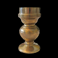 Brass Candle Holder #398