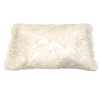 Ivory Lace Pillows