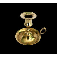 Brass Candle Holder #332