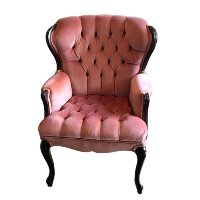 Pink Sweetheart Chairs