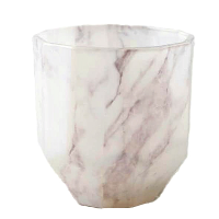 Marbled  Votive Holders