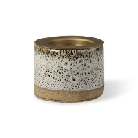 Speckled  Pottery Tealight