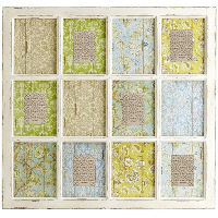 Large Wood & Glass Frames for Your Seating Chart