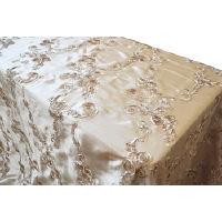 Ribbon Taffeta Oblong Tablecloths