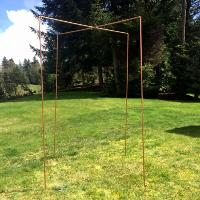 Copper Ceremony Structure