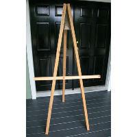 Rustic Basic Wood Easels