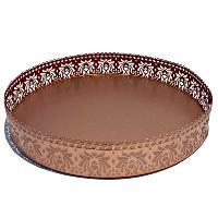 Copper Cutout Tray