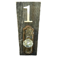 One of a Kind Vintage Table Numbers