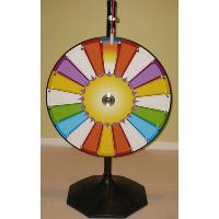 Large Game Wheel
