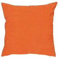 Orange Velvet Pillows