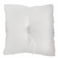 Classic Ring Bearer Pillow