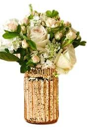 Peachy/Blush Bouquet Vases