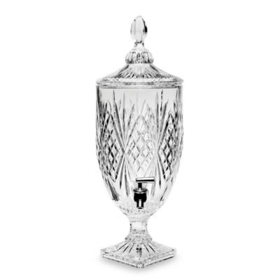 Classic Crystal Beverage Dispensers