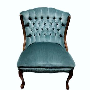 """""""Jossie"""" Velvet Chair"""