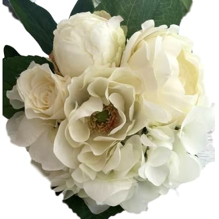 """Chintz"" Creamy Bouquets"