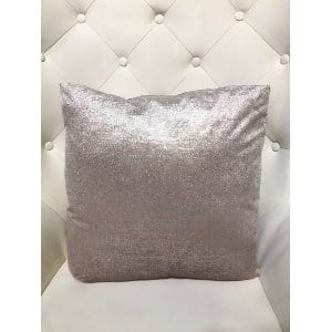 Jessica - Pink Silver Pillow